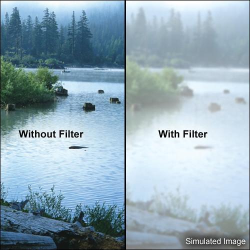 "Tiffen 4 x 4"" Double Fog 5 Filter"