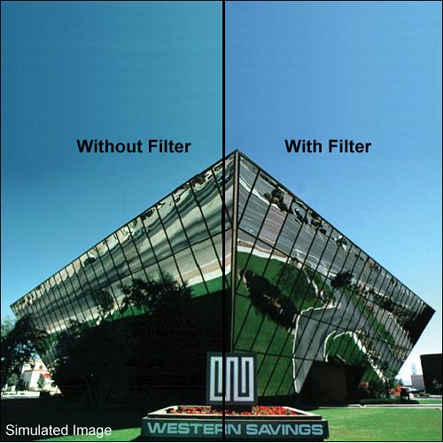 "Tiffen 4 x 5.65"" 82 Light Balancing Filter"