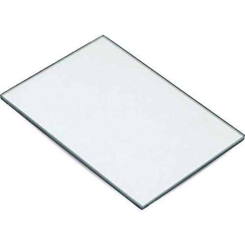 "Tiffen 4 x 5.65"" Clear Premium Coated Filter"