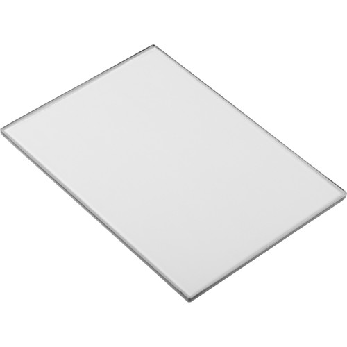 """Tiffen 4 x 5.65"""" Clear Standard Coated Filter"""