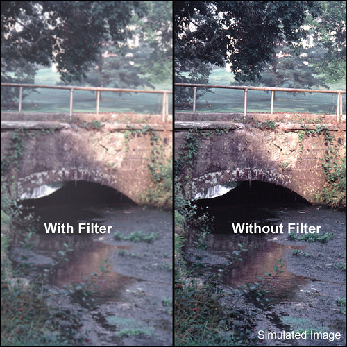 "Tiffen 4 x 5.65"" Pro-Mist 1 Filter"