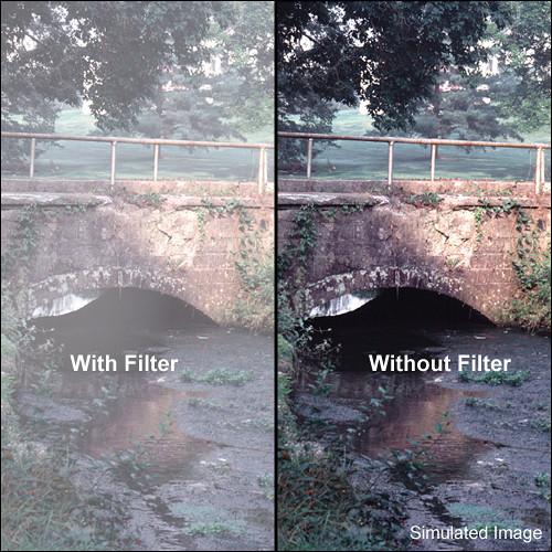 "Tiffen 4 x 5.65"" Pro-Mist 4 Filter"
