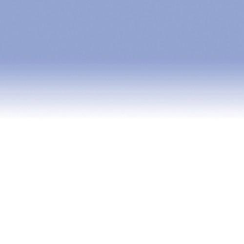"Tiffen 4 x 5.65"" 3 Cool Blue Hard-Edge Graduated Filter (Horizontal Orientation)"