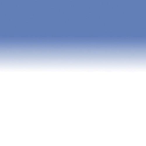 "Tiffen 4 x 5.65"" 4 Cool Blue Hard-Edge Graduated Filter (Horizontal Orientation)"