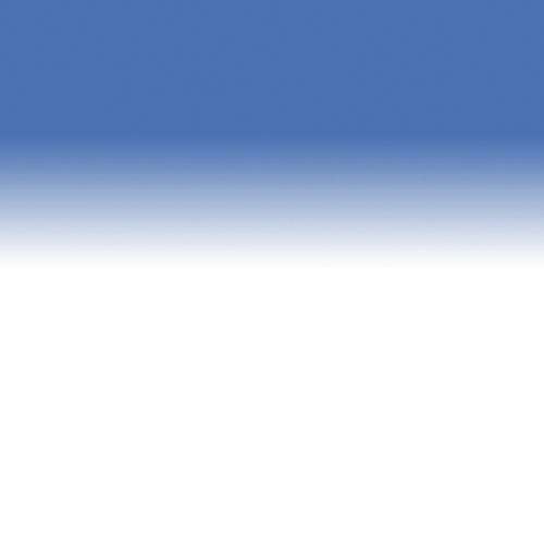 "Tiffen 4 x 5.65"" 5 Cool Blue Hard-Edge Graduated Filter (Horizontal Orientation)"