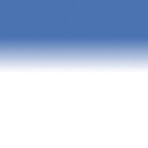 "Tiffen 4 x 5.65"" 5 Cool Blue Hard-Edge Graduated Filter (Vertical Orientation)"