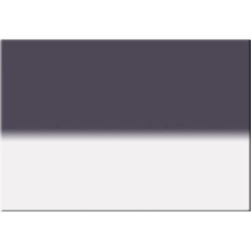 "Tiffen 4 x 5.65"" Hard Edge Graduated 0.6 ND Filter (Horizontal Orientation)"