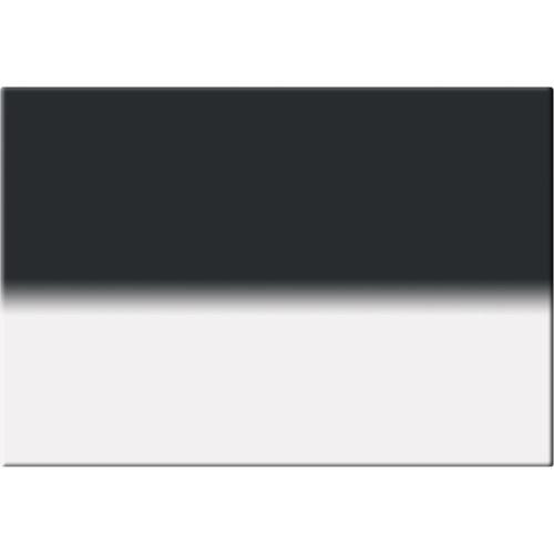 "Tiffen 4 x 5.65"" Hard Edge Graduated 0.9 ND Filter (Horizontal Orientation)"