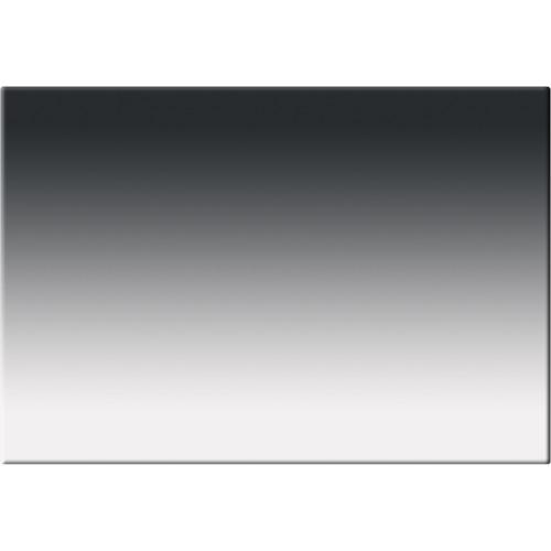 "Tiffen 4 x 5.65"" Soft Edge Graduated 0.9 ND Filter (Horizontal Orientation)"