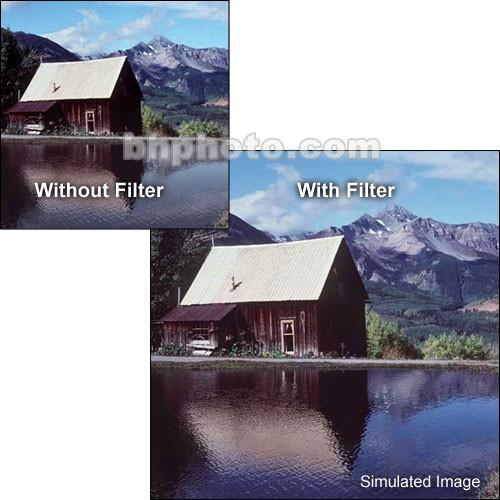 "Tiffen 4 x 5.65"" Complement Blue 1 Filter"
