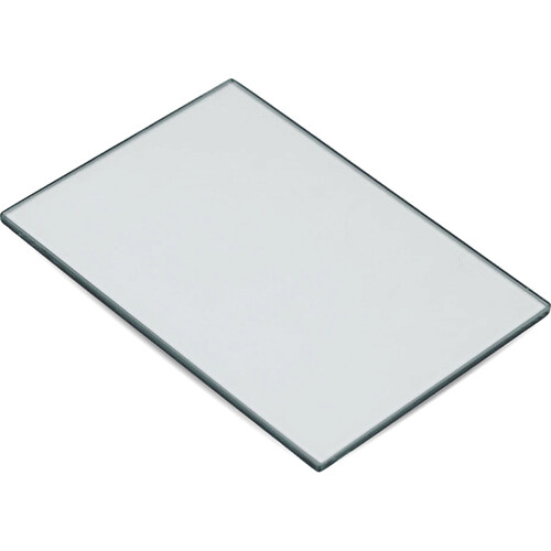 "Tiffen 4 x 5.65"" Glimmerglass 1/2 Filter"