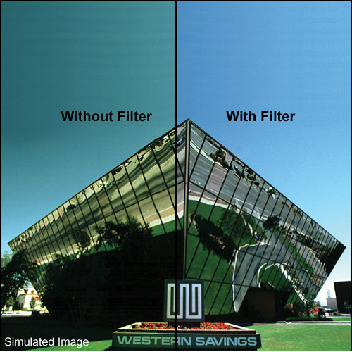 "Tiffen 4 x 5"" 82C Light Balancing Filter"