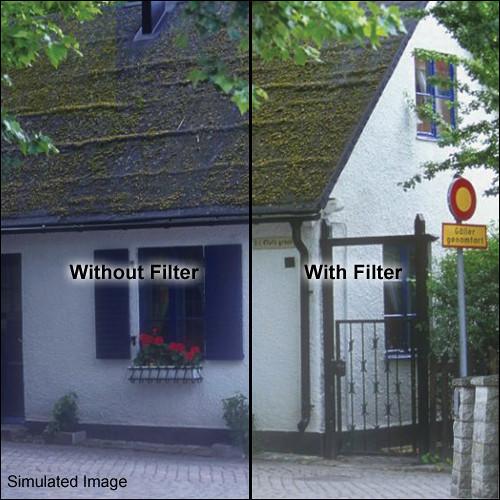 "Tiffen 4 x 5"" 85 Color Conversion Filter"