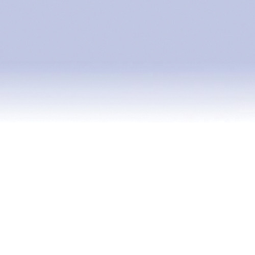 "Tiffen 4 x 5"" 2 Cool Blue Hard-Edge Graduated Filter (Horizontal Orientation)"