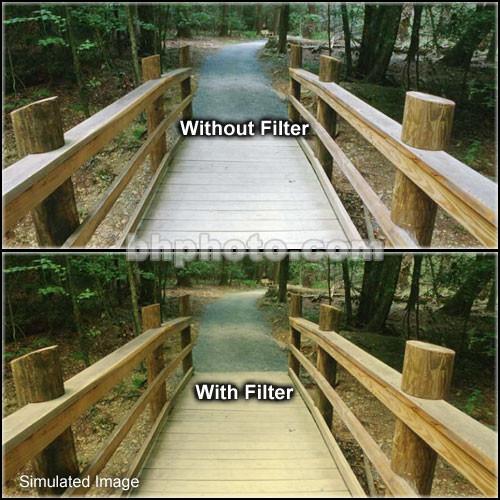 "Tiffen 4 x 5"" 1 Straw Soft-Edge Graduated Filter (Horizontal Orientation)"