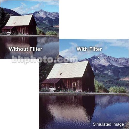 "Tiffen 4 x 5"" Complement Blue 1 Filter"