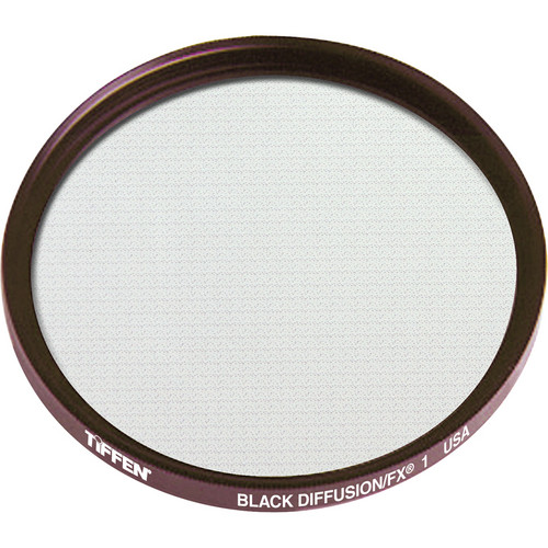 Tiffen 49mm Black Diffusion/FX 1 Filter