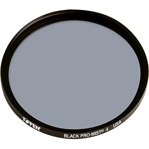 Tiffen 49mm Black Pro-Mist 4 Filter