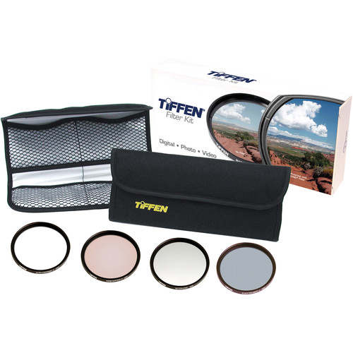 Tiffen 49mm Hollywood FX Classic Filter Kit