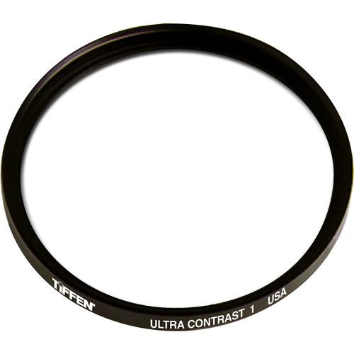 Tiffen 49mm Ultra Contrast 1 Filter