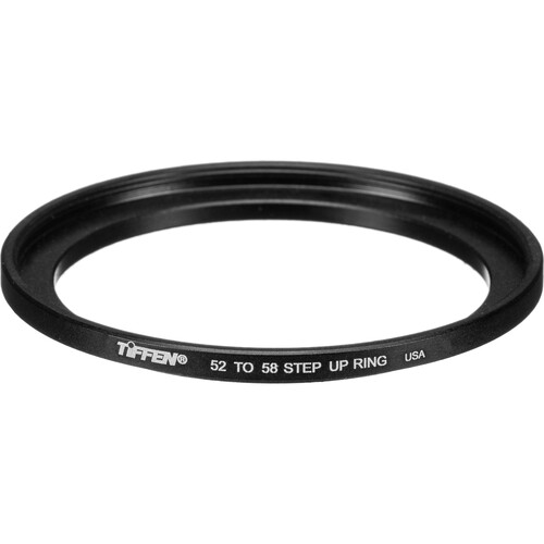 Tiffen 52-58mm Step-Up Ring