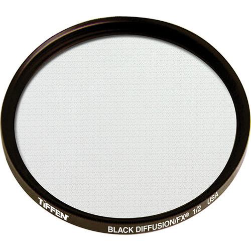 Tiffen 52mm Black Diffusion/FX 1/2 Filter