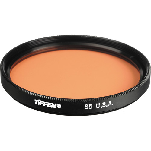 Tiffen 55mm 85 Color Conversion Filter