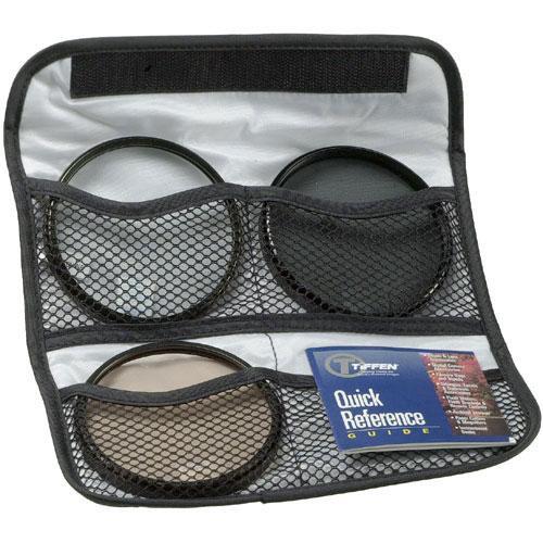 Tiffen 55mm Video Essential DV Kit