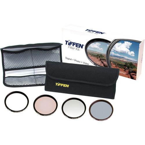 Tiffen 55mm Hollywood F/X Classic Filter Kit
