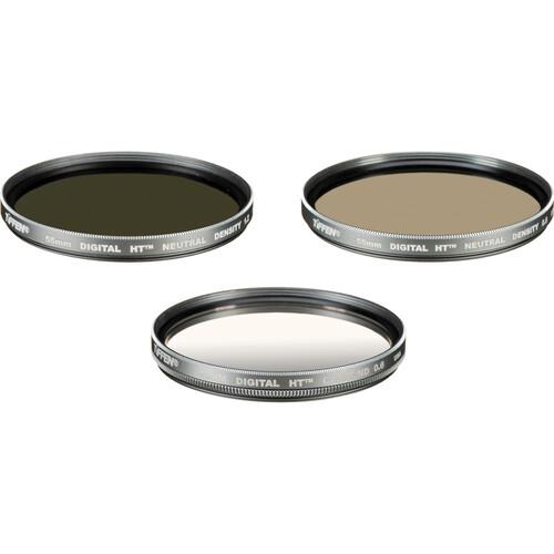 Tiffen 55mm Digital HT Neutral Density Filter Kit