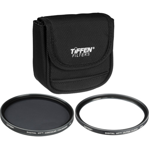 Tiffen 55mm Digital Twin Pack Filter Kit