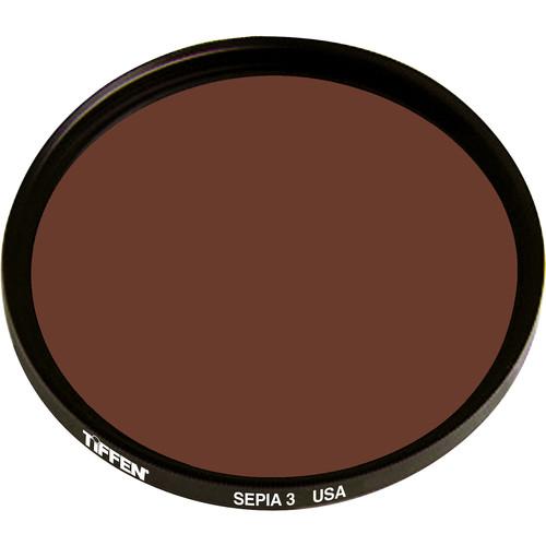 Tiffen 55mm 3 Sepia Solid Color Filter