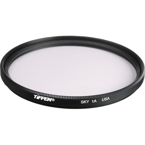 Tiffen 55mm Skylight 1-A Filter