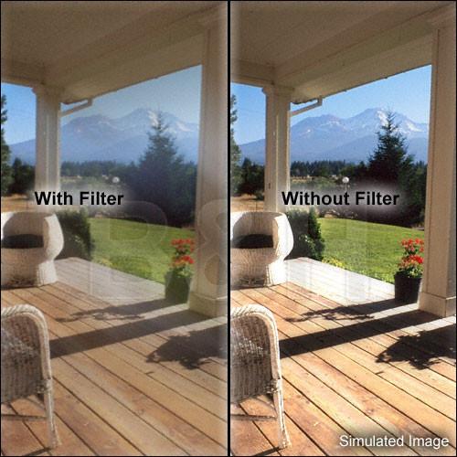 "Tiffen 5.65 x 5.65"" Black Pro-Mist 4 Filter"