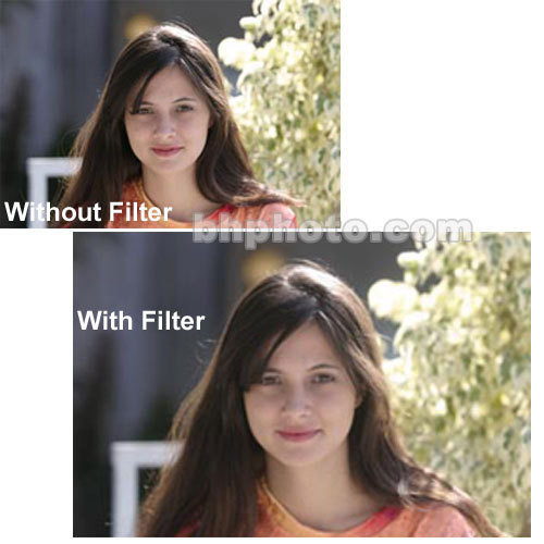 "Tiffen 5.65 x 5.65"" Glimmerglass 2 Filter"