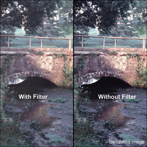 "Tiffen 5.65 x 5.65"" Pro-Mist 1/2 Filter"
