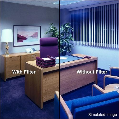 "Tiffen 5.65 x 5.65"" CC20Y Yellow Filter"