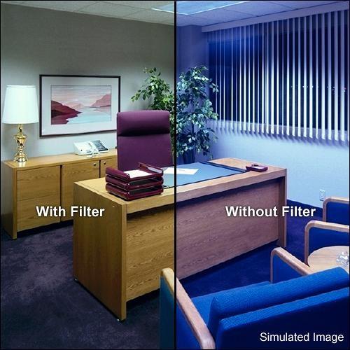 "Tiffen 5.65 x 5.65"" CC50Y Yellow Filter"
