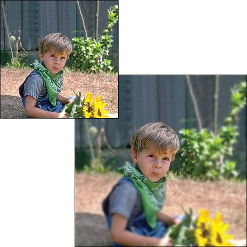 """Tiffen 5.65 x 5.65"""" Center Spot Filter"""