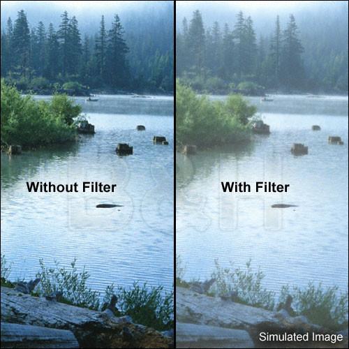 "Tiffen 5.65 x 5.65"" Double Fog 1/8 Filter"