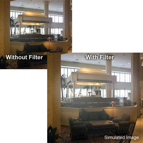 "Tiffen 5.65 x 5.65"" Smoque 2 Filter"