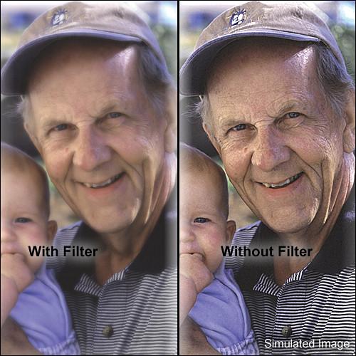 "Tiffen 5.65 x 5.65"" Softnet Black 4 Filter"