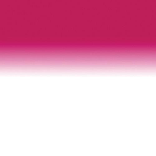 "Tiffen 5 x 6"" 3 Cranberry Hard-Edge Graduated Filter (Horizontal Orientation)"