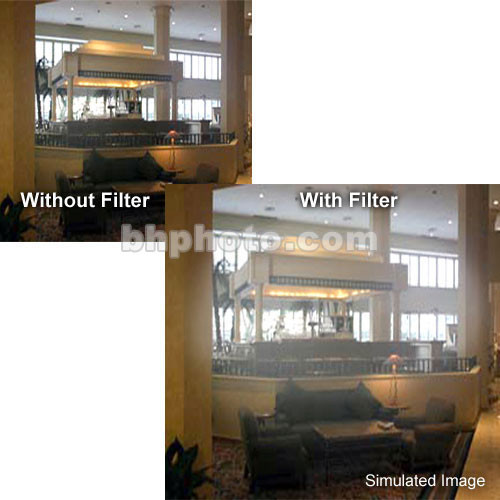 "Tiffen 5 x 6"" Smoque 4 Filter"