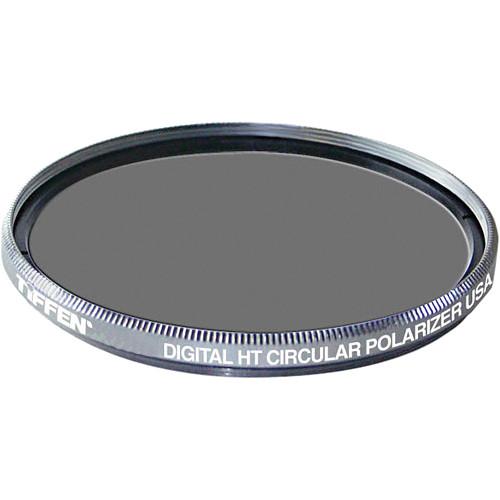 Tiffen 58mm Digital HT (High Transmission) Circular Polarizing Multi-Coated Filter