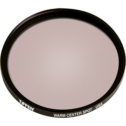 Tiffen 58mm Warm Center Spot Filter