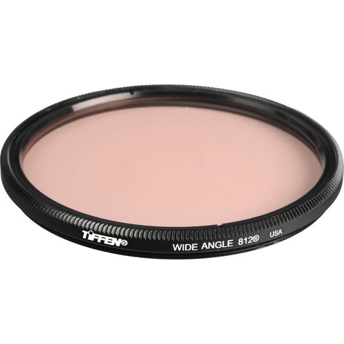 Tiffen 58mm 812 Warming Wide Angle (Low Profile) Filter