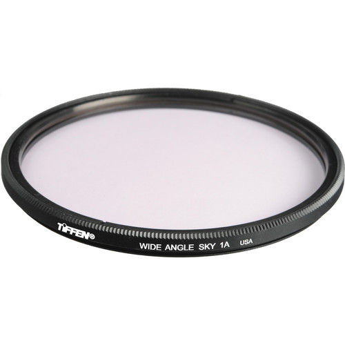 Tiffen 58mm Skylight 1-A Wide Angle Mount Filter