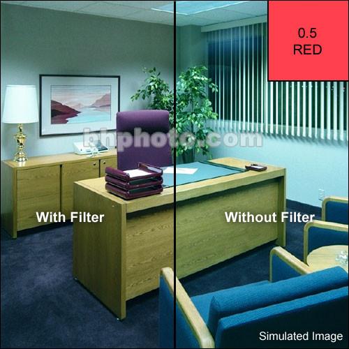 "Tiffen 5 x 5"" CC05R Red Filter"