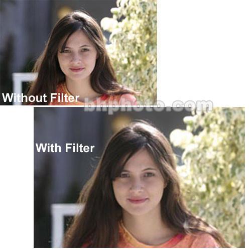 "Tiffen 5 x 5"" Glimmerglass 1 Filter"